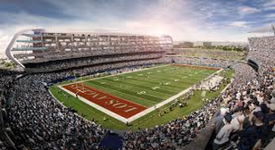Cities scramble in race to build stadium in L.A. area