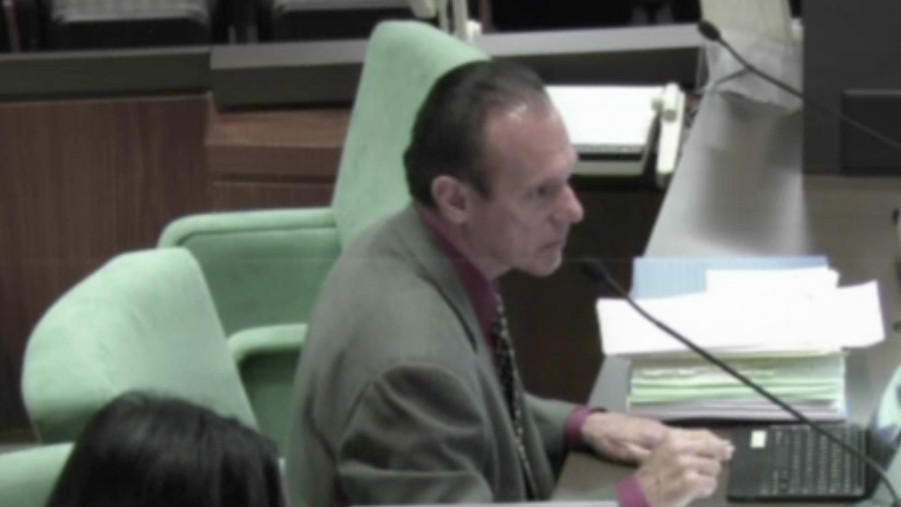 Carson City Clerk Jim Dear battles attempts to rein in behavior before censure hearing