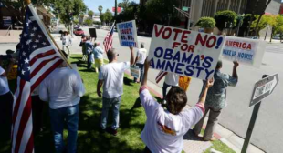 San Bernardino, Riverside rallies push opposite sides on immigration