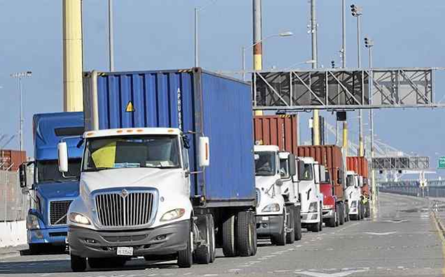 State awards millions for project to clean up dirty trucks that serve Port of Long Beach, LA