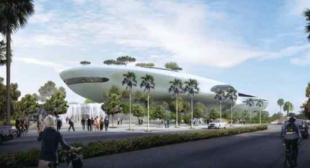 George Lucas calls his just-approved LA museum a new hope for young Angelenos