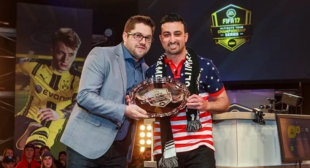 San Pedro FIFA gamer becomes LA Galaxy's first eSport athlete